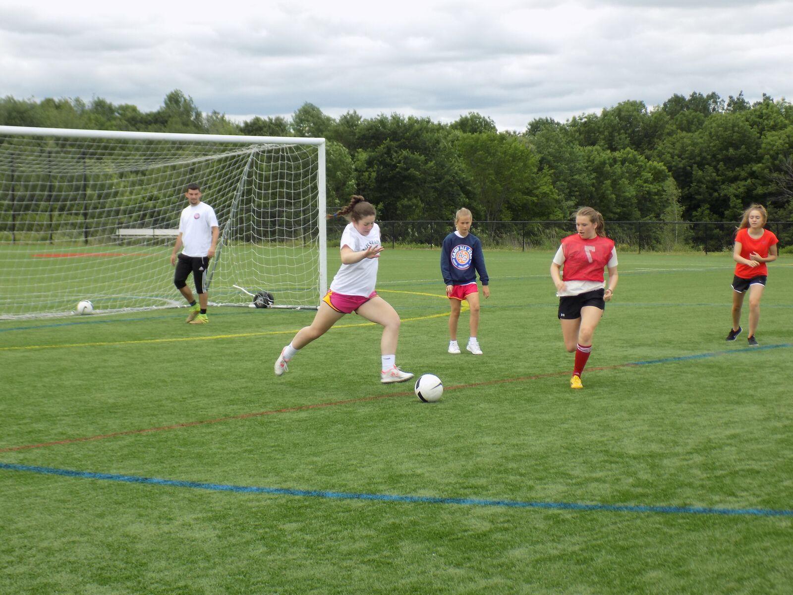 Nike Soccer Camp at Berkshire School